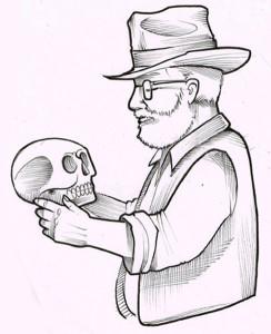 Jospeh&Skull-book
